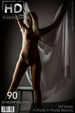 Preview Tatyana A Study in Nude Beauty
