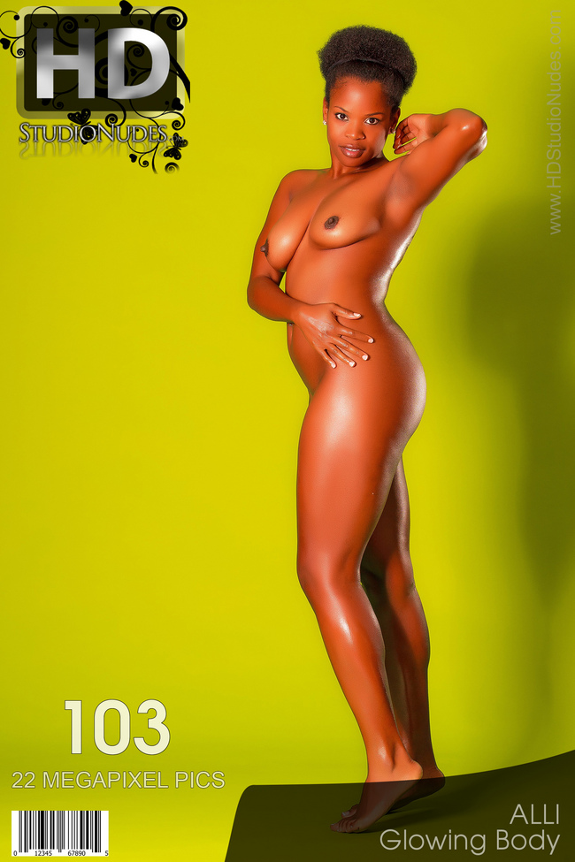 JOIN TO DOWNLOAD Alli Glowing Body