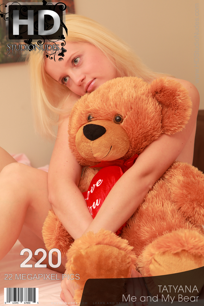 JOIN TO DOWNLOAD Tatyana Me and My Bear