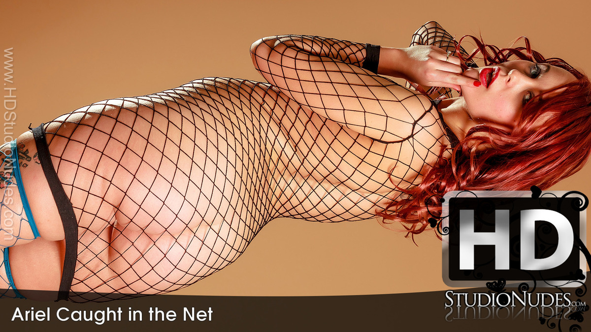 Ariel in Caught in the Net