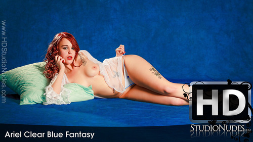 Ariel Clear Blue Fantasy - Play FREE Preview Video!